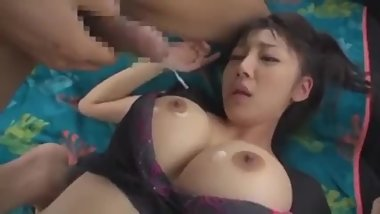 Lovely Japanese big tits
