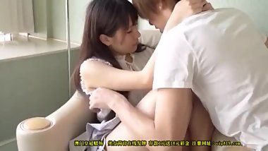 Hot japanese girl creampie uncensored