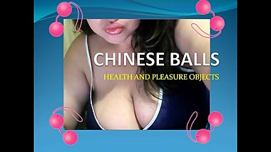 EDUCATIVE VIDEO: CHINESE BALLS. HEALTH AND PLEASURE IN THE SEX
