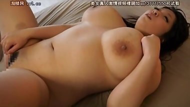 huge tits japanese missonaly position finish with creampie