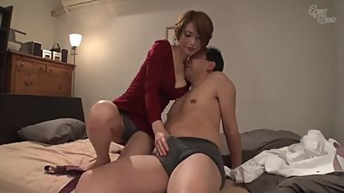 Horny wife gets fucked and impregnated by husband