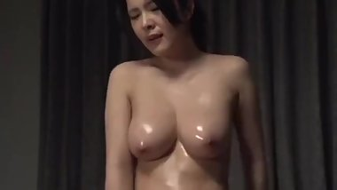 Japanese Sauna Lady pt11