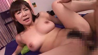 Minori Hatsune Japanese Chunky Big Boobs Cat Costume Sex Blowjob POV