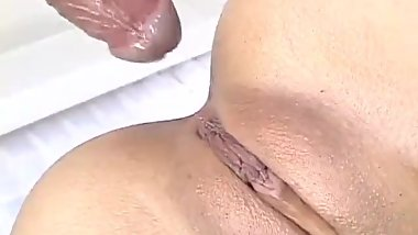 Saki Ogasawara sucks woodies and is fucked in doub - More at hotajp.com