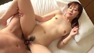 A bright amateur gal has less sex experience