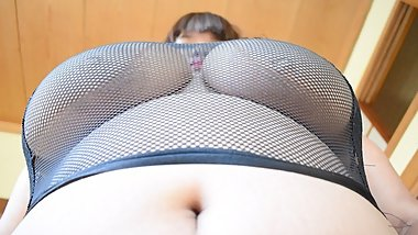 Giantess: Breast and Belly Worship