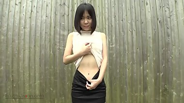Cute Beautiful Body Japanese Girl Belly
