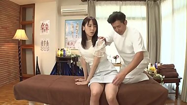 Thin Curvy Teen And Filthy Stretch Shop, Rikka Inui